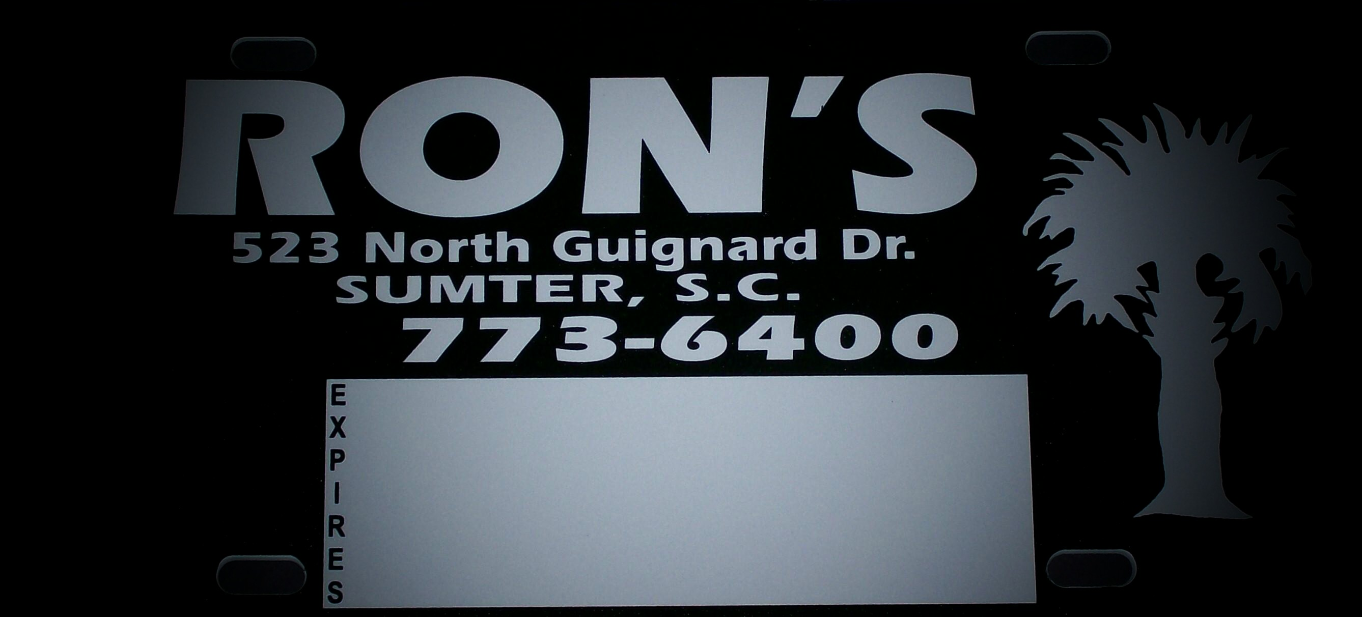 Ron's Used Cars